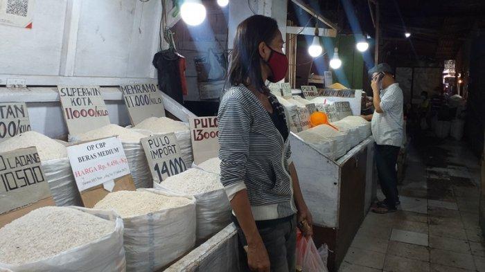 Jelang Hari Raya Idul Adha, harga sembako di Sulawesi Utara khususnya di Kota Manado terbilang stabil.