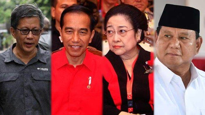 Jelang Kongres Ke V PDIP, Isu Jokowi Gantikan Megawati, Kehadiran Prabowo Hingga Kritik Rocky Gerung