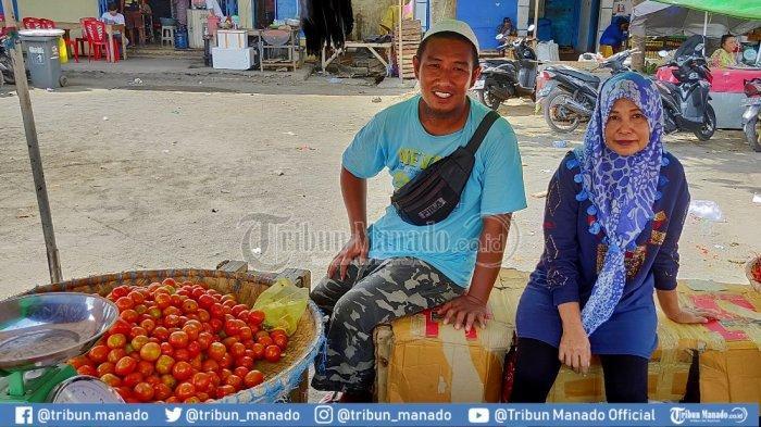 Jelang Natal Harga Tomat di Pasar Ini Turun jadi Rp 10 Ribu per Kilogram