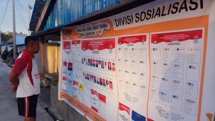 Suardi Belum Tahu Akan Pilih Caleg DPR RI dan DPRD Provinsi yang Mana
