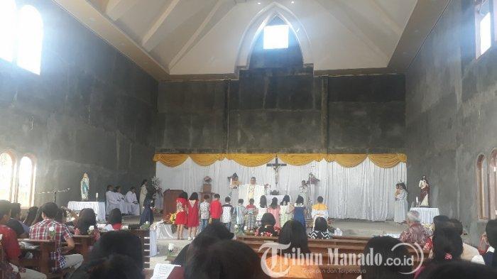 Peringati Hari Kartini, Pelsus GMIM Eben Heazer Ranomerut Pakai Kebaya