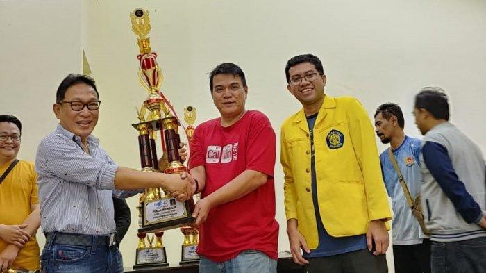 Jemmy Bojoh/Paulus Sugandi dari Djarum Juara TBEC42