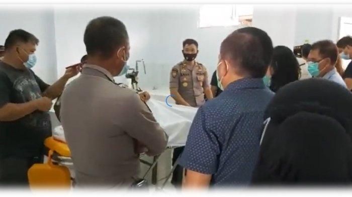 Sosok AKBP Henzly Moningkey, Kapolres Minahasa yang Meninggal saat Berolahraga