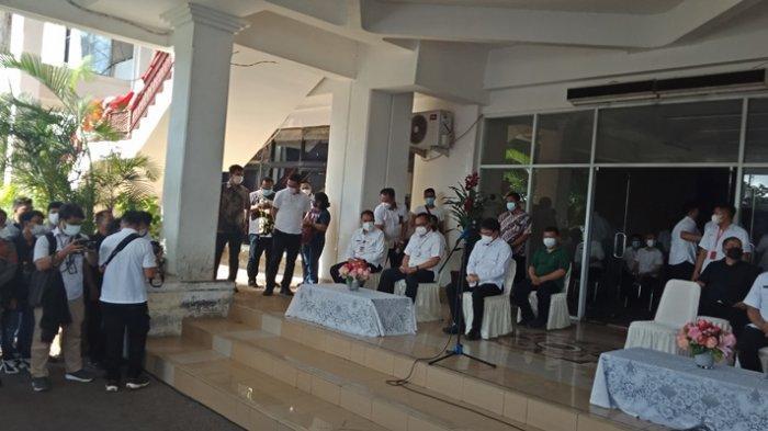Wali Kota Manado Andrei Angouw: Terima Kasih Winsulangi Salindeho
