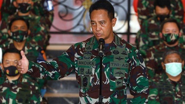 Jenderal Andika Perkasa Calon Kuat Panglima TNI, Prestasi Mentereng, Dulu Tangkap Letnan Al-Qaeda