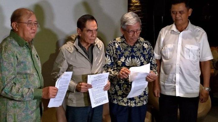 Beredar Kabar Ipar Soeharto Meninggal Dunia, Jenderal TNI Wismoyo Arismunandar, Ini Faktanya