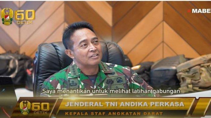 TNI AD dan Tentara AS Bergabung, KSAD Jenderal Andika Perkasa: Saya Nantikan Aksi GarudaShield-15