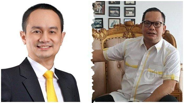 Jerry Sambuaga dan Elly Lasut, Dua Politisi Ini Berpotensi 'Caplok' Golkar dan Nasdem