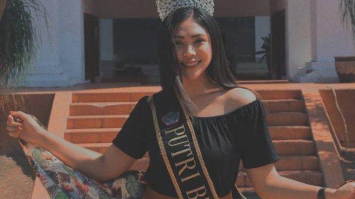 Gadis Cantik Bitung Jessicca Brigitta Bullu Ajak Masyarakat agar Mau Divaksin