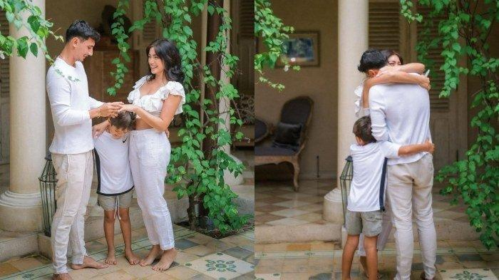Begini Cara Vincent Verhaag Lamar Jessica Iskandar,  Bikin Ibu El Barack Tersipu Malu