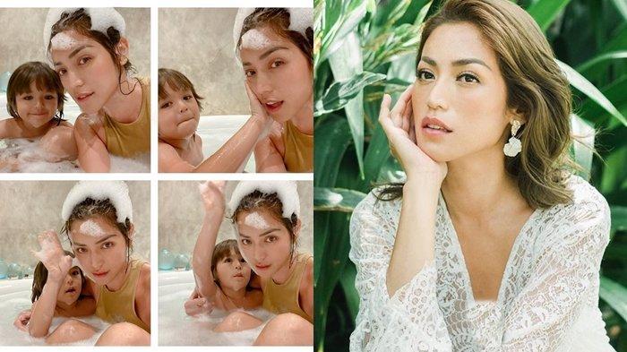 Jessica Iskandar Minta Maaf ke El Barack, Tulis Pesan Haru: 'Mama Salah, Mama Sudah Egois'