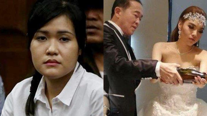 Jessica Kumala Wongso jadi pendiam dan ayah Mirna menikah lagi