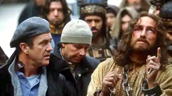 Jim Caviezel bersaksi usai perankan Yesus di film The Passion of The Christ.