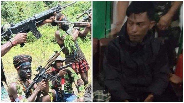 Cerita Jimmi Aritonang Berpura-pura Mati, Saat KKB Papua Membantai Rekan Kerjanya Sambil Menari