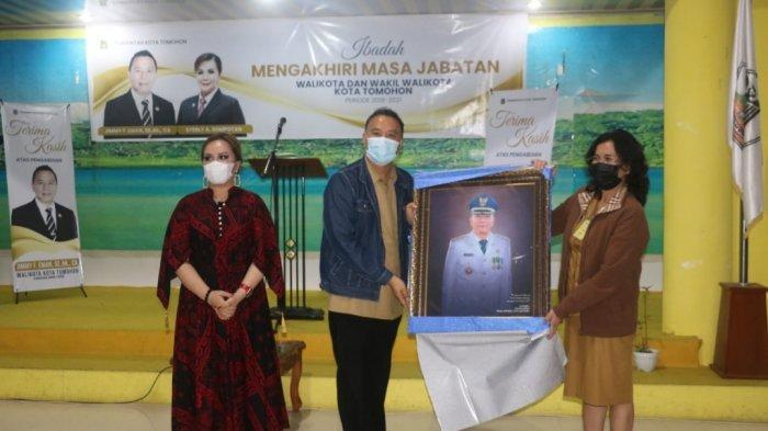 Jimmy Eman dan SAS Pamit, Ajak Seluruh Masyarakat Dukung dan Doakan Kepemimpinan Baru