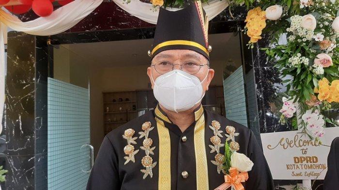 Akui Sebagai Pembawa Berita Aktual dan Terpercaya, Wali Kota Tomohon Harap Tribun Manado Terus Eksis