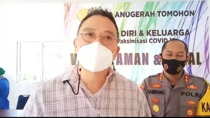 Usai Dua Kali Divaksin, Jimmy Eman Kian Percaya Diri Jalani Aktivitas di Tengah Pandemi