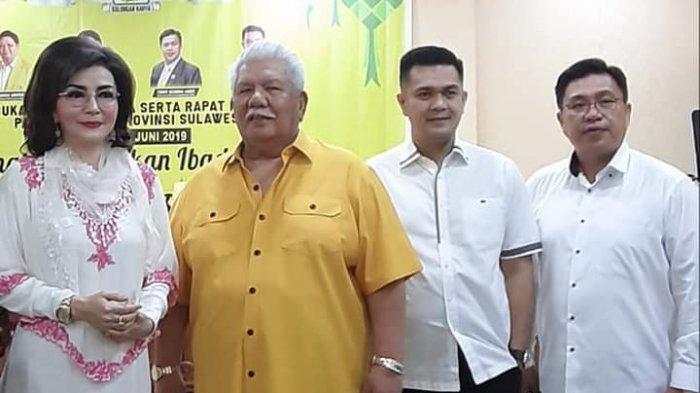 Jimmy Rimba Rogi Diperintah DPP Golkar Cari Pendamping di Pilkada Manado 2020
