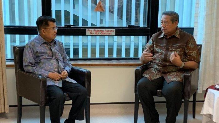 SBY dan JK Pernah Telikung Megawati, Berhenti dari Kabinet, Marzuki Alie Enggan Bahas Terlalu Jauh