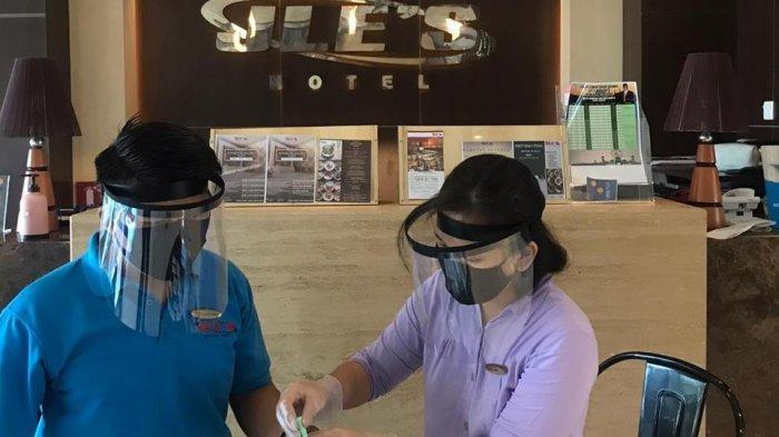 J'Les Boutique Hotel Manado Rapid Test Covid-19 Karyawannya, Seperti Apa Hasilnya?