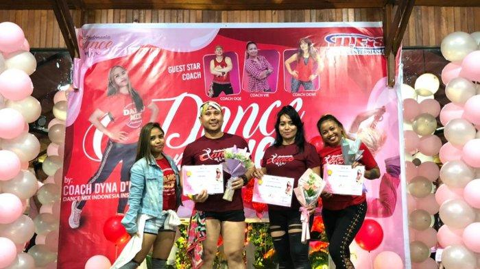 JLE'S Sports Center Sukses Gelar Dance With Love Special Valentine's Day