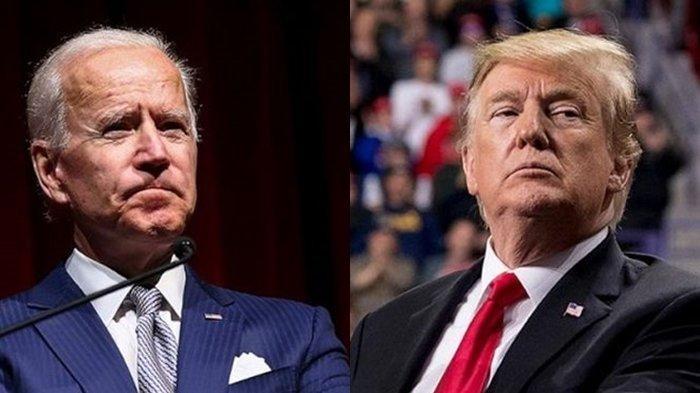 Pilpres AS, Joe Biden Konsisten Ungguli Donald Trump, Dekati Magic Number 50 Persen