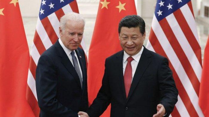 Usai Menghubungi Xi Jinping, Joe Biden Sebut China Saingan Utama Amerika Serikat