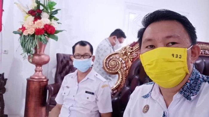 Anggaran Covid-19 Kabupaten Minsel Sudah Terserap Sebesar 86,6 Persen