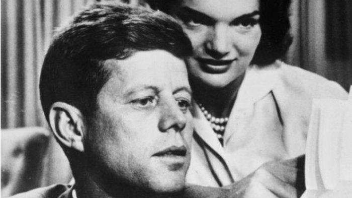 22 November 1963, Presiden Amerika John F Kennedy Tewas Ditembak, Kematiannya Penuh Teori Konspirasi