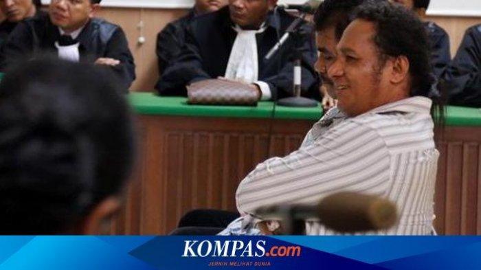 John Kei Tertawa Dengar Vonis Hakim, Ngaku Ditipu Anak Buahnya, 'Saya Keturunan Ksatria'