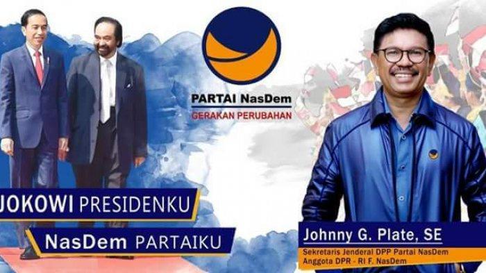 Dukungan Partai NasDem Pemindahan Ibu Kota Negara Ke Luar Pulau Jawa, Sekjen: Baik untuk Jakarta