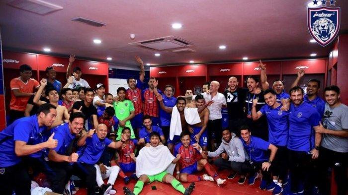 Jawara Liga Super Malaysia, Johor Darul Takzim Kalah Banyak di Fase Grup E Liga Champions Asia