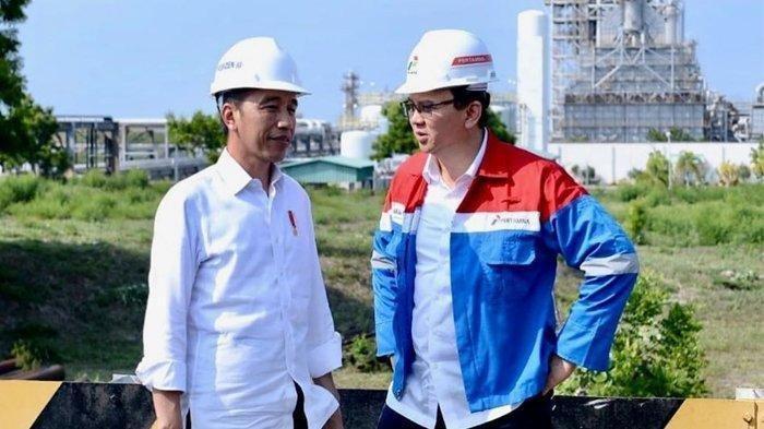 Posisi Ahok Setelah Erick Thohir Rombak Komisaris Pertamina
