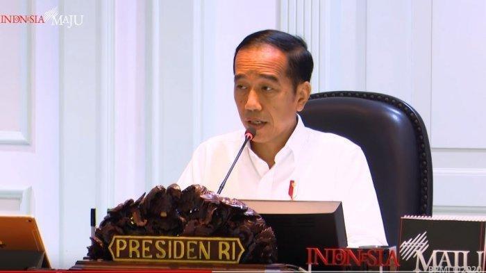 Joko Widodo Tanda Tangani Aturan Pencairan THR bagi PNS dan Non-PNS, Ini Besarannya