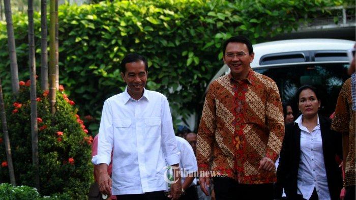 Presiden Jokowi Tunjuk Langsung Dewan Pengawas KPK, Ahok dan Antasari Azhar Diajukan Publik