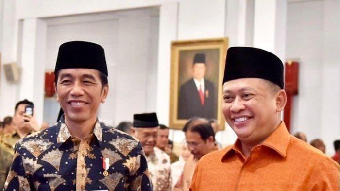 Masih Ingat Bambang Soesatyo? Ungkap Ada Mantan Menteri Menangis ke Jokowi Minta Masuk Kabinet Lagi