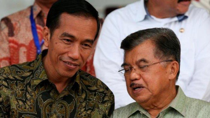 Gerindra Masuk Kabinet Jokowi: Begini Komentar Jusuf Kalla