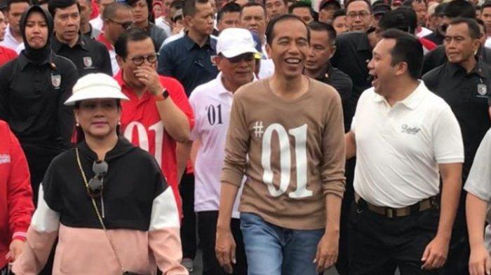Jokowi: Saya Pikir 10 Kilometer, Ternyata Cuma 1,5 Kilometer