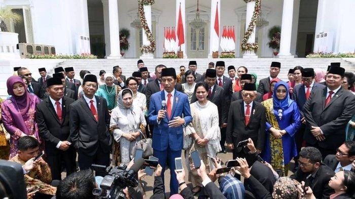 Sederet Artis yang Menyorot Nama-nama Menteri Kabinet Jokowi: Semoga No Drama Drama Ya