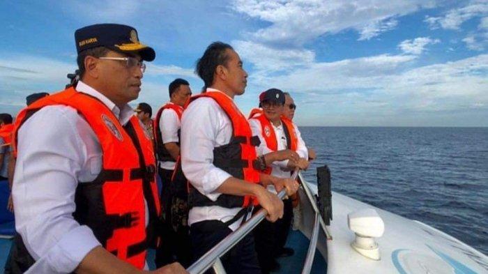 Olly Dondokambey Lobi Kemenhub, Sulut Dapat 2 Kapal Trimaran yang Pernah Dinaiki Jokowi ke Bunaken