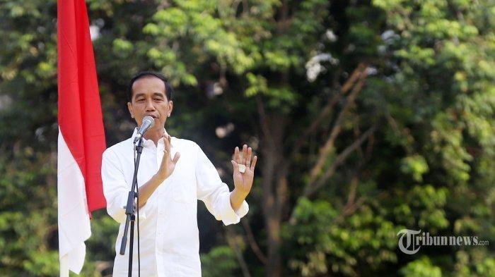 Jokowi Diteriaki 'Huuuuuu' oleh Ribuan Penyuluh Pertanian, Kenapa?