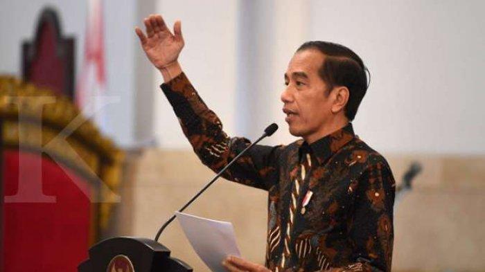 Eselon IV dan IIIBakal Dipangkas Tahun Depan, Presiden Jokowi Minta Maaf