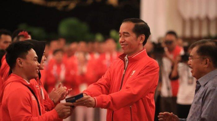Peraih Medali Jadi ASN dan TNI-Polri Tanpa Tes: Atlet Asian Games Mandi Bonus