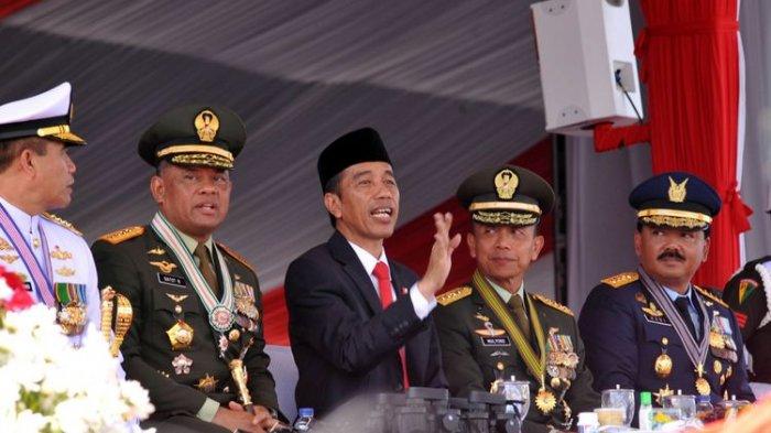 Profil 3 Kandidat Wakil Panglima TNI, Sosok Jenderal, Laksamana dan Marsekal, Siapa Saja?