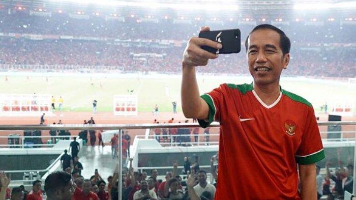 Menpora Dampingi Presiden Jokowi Nonton Laga Final Piala Presiden, Kenapa Anies Jadi Viral Ya?