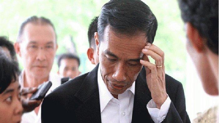 Hanya Tidur Satu Jam Karena Nonton Piala Dunia, Ini 'Jagoan' yang Didukung Jokowi