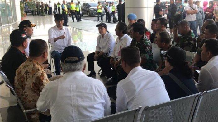Jono Oge, Kampung Tertukar di Sigi: Presiden Jokowi Disambut Gempa