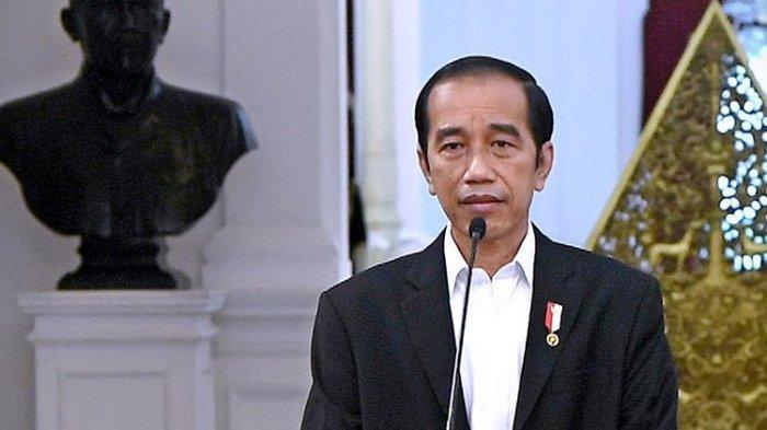 Presiden Jokowisinggung ihwalkebebasan beribadah dalam pidatonya di PeringatanHari HAMSedunia, Kamis (10/12/2020).