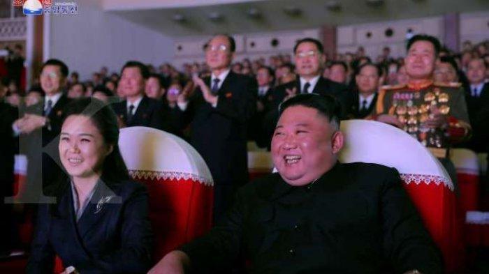 Hilang Selama 1 Tahun dari Publik, Ini Penampakkan Istri Kim Jong Un Sekarang