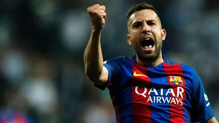 Jordi Alba Tetap Kukuh Tidak Mau Ikut Sikap Lionel Messi, Joan Laporta Curhat Kondisi Klub